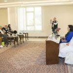 المؤتمر الصحافي لأكاديمية المبدعين لأبناء الشهداء