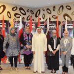مهرجان كويت الدولي للمونودراما ( مسرحية قلوب شجاعة